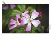 Ballerina Shrub Rose 3303 Carry-all Pouch