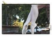 Ballet Legs Carry-all Pouch
