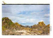 Ballintoy Bay Basalt Rock Carry-all Pouch
