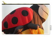 Balloon-ladybug-7616 Carry-all Pouch