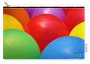 Balloons Background Carry-all Pouch by Carlos Caetano