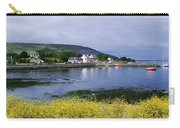 Ballyvaughan, Co Clare, Ireland Small Carry-all Pouch