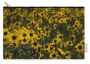 Balsamroot Field In Grand Teton Carry-all Pouch