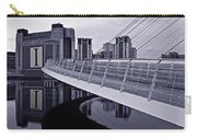 Baltic And Gateshead Millennium Bridge Carry-all Pouch