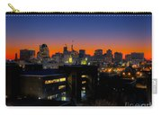 Baltimore At Sunset Carry-all Pouch