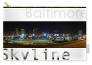 Baltimore Downtown Carry-all Pouch