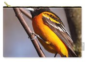 Baltimore Oriole Iv Carry-all Pouch