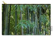 Bamboo Tree Carry-all Pouch by Athena Mckinzie