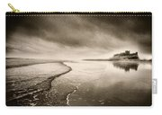 Bamburgh Castle Carry-all Pouch by Simon Marsden