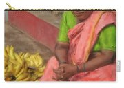 Banana Seller Carry-all Pouch