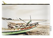 Banca Boat Carry-all Pouch by Skip Nall