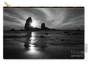 Bandon Beach Sunset Carry-all Pouch