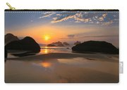 Bandon Scenic Carry-all Pouch by Jean Noren
