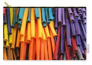 Bands Of Color Carry-all Pouch