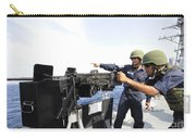 Bangladesh Navy Sailors Fire Carry-all Pouch