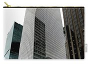 Bank Of America Carry-all Pouch by S Paul Sahm