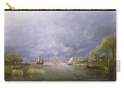 Banks Of The Loire In Spring Carry-all Pouch