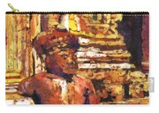 Banteay Srei Statue Carry-all Pouch