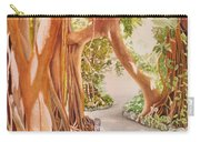 Banyan In The Afternoon Carry-all Pouch