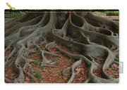 Banyan Tree And Roots In Sarasota Florida Carry-all Pouch