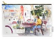 Bar Avenida En El Albir In Spain Carry-all Pouch