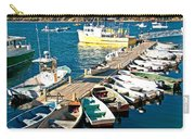 Bar Harbor Boat Dock Carry-all Pouch