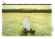 Bar Harbor Sailboat Carry-all Pouch
