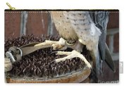 Barbary Falcon Feet Carry-all Pouch