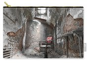 Barber - Chair - Eastern State Penitentiary Carry-all Pouch