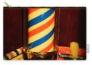 Barber - Barber Pole Carry-all Pouch