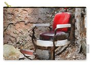 Barber Chair Carry-all Pouch