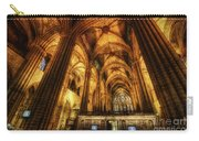 Barcelona Cathedral  Carry-all Pouch