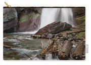 Baring Falls In Spring Carry-all Pouch