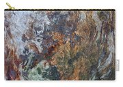 Bark Abstract Carry-all Pouch