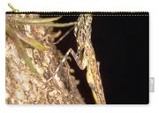 Bark Mantid Carry-all Pouch