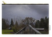 Barn And Sky Carry-all Pouch