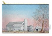 Barn And Sycamore Carry-all Pouch