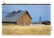 Barn In Calgary Carry-all Pouch