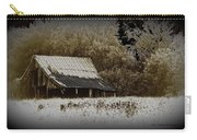 Barn In The Field Carry-all Pouch