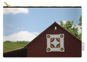 Barn Quilt - 2 Carry-all Pouch