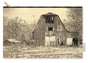 Barn-sepia Carry-all Pouch