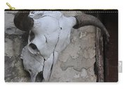 Barn Skull Carry-all Pouch