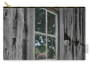 Barn Window Reflection Carry-all Pouch
