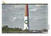 Barnegat Lighthouse - New Jersey - Christmas Card Carry-all Pouch