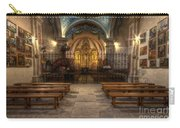Baroque Church In Savoire France 4 Carry-all Pouch