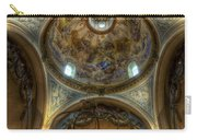 Baroque Church In Savoire France 5 Carry-all Pouch