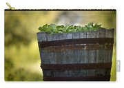 Barrel Of Collards Carry-all Pouch