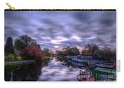 Barrow Sunrise In Motion Carry-all Pouch