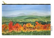 Barton Vermont Autumn Carry-all Pouch
