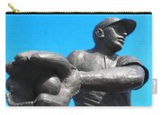 Baseball - Americas Pastime Carry-all Pouch by Bill Cannon